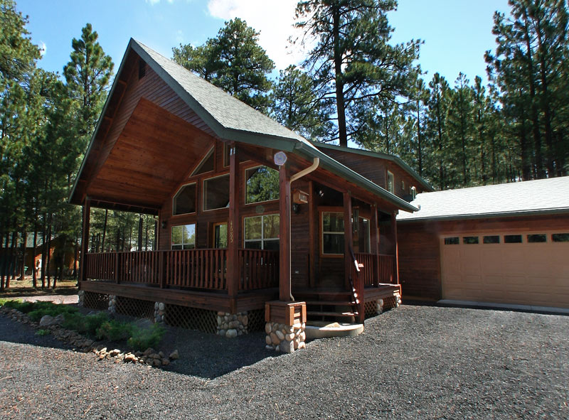 Pictures of pinetop vacation rental for Cozy cabins rentals